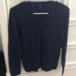 Navy Mossimo Sweater